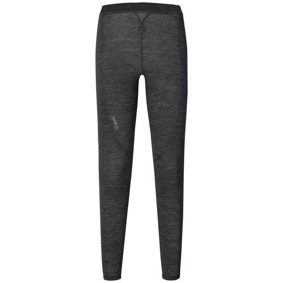 Pants Revolution Warm, black melange, large