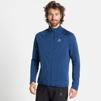 Men's CARVE CERAMIWARM Midlayer, estate blue, large