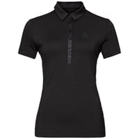 Polo m/c SHELBY, black, large