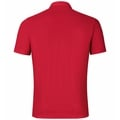 PETER polo shirt, chinese red, large