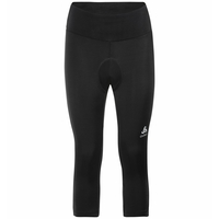 Ladies ELEMENT ¾ Cycling Tights, black, large