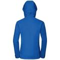 Veste imperméable AEGIS pour femme, energy blue, large