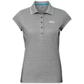Polo KUMANO, grey melange, large