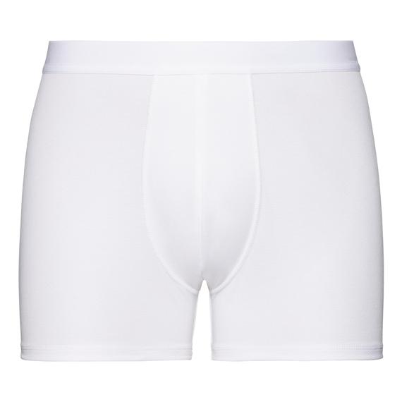 Men's ACTIVE F-DRY LIGHT Boxers, white, large
