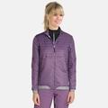Veste COCOON S ZIP IN pour femme, vintage violet, large