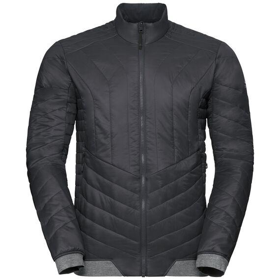 Jacket COCOON S Zip IN, black, large