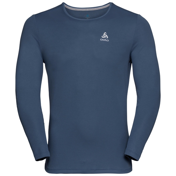 F-DRY Baselayer T-Shirt, ensign blue, large