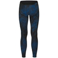 BL Bottom long VIGOR, energy blue - AOP SS18, large