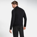 Men's I-THERMIC 1/2 Zip Midlayer, black, large