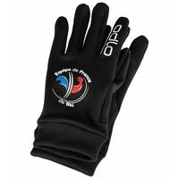 Gloves STRETCHFLEECE LINER WARM FAN, black, large