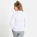 T-shirt à manches longues ACTIVE WARM ECO pour femme, white, large