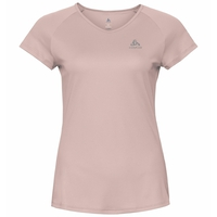 ZEROWEIGHT-T-shirt voor dames, sepia rose, large