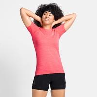 Women's ESSENTIAL SEAMLESS T-Shirt, siesta melange, large