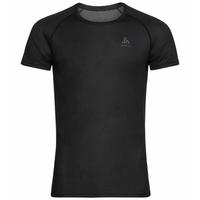 Men's ACTIVE F-DRY LIGHT ECO Base Layer T-Shirt, black, large