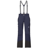 Women's NORDIC FAN Pants, diving navy, large