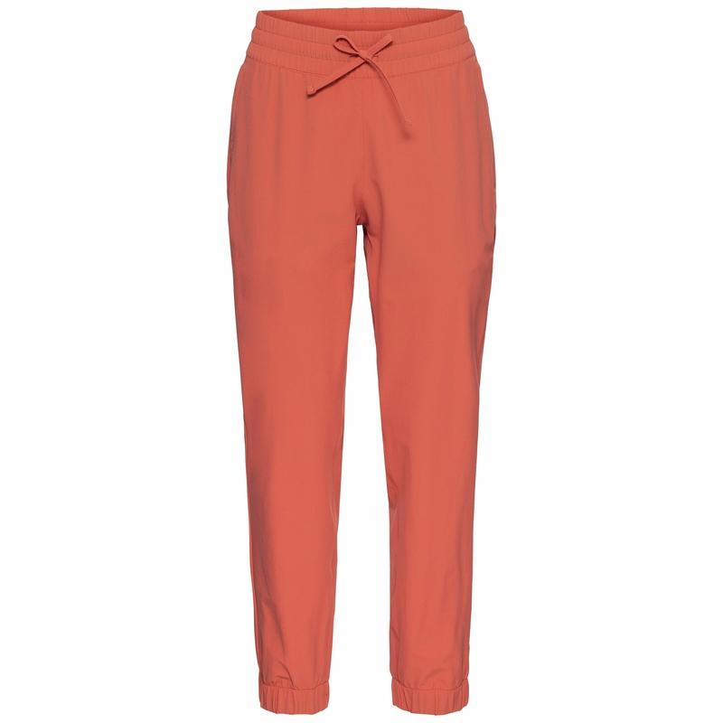 Women's HALDEN Pants, burnt sienna, large