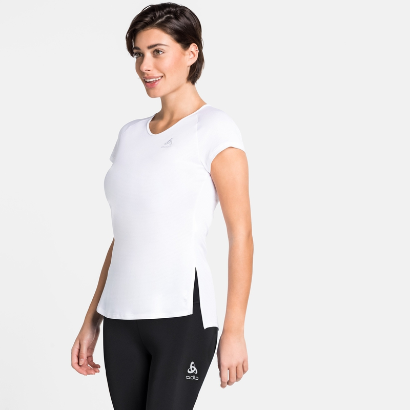 Women's ZEROWEIGHT T-Shirt, white, large