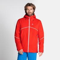 Jacket insulated SLY, orange.com, large