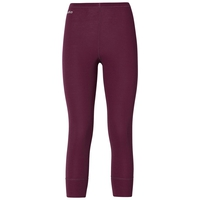Pants 3/4 ACTIVE ORIGINALS Warm, magenta purple, large
