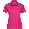 Polo shirt s/s TILDA, beetroot purple, large