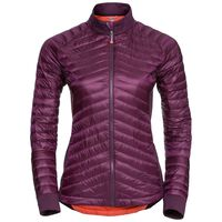 HELIUM COCOON Midlayer women, pickled beet, large