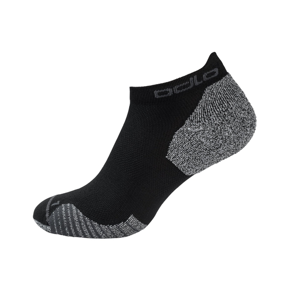 Chaussettes basses CERAMICOOL, black, large