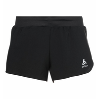 Women's ZEROWEIGHT 3 INCH 2-in-1 Shorts, black, large