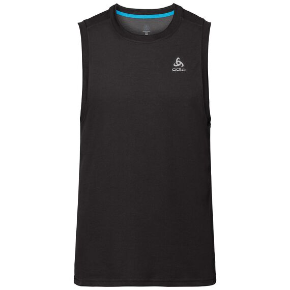 BL TOP Crew neck Tank F-DRY, black, large