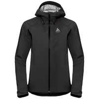 Women's CAIRNGORM 3L Hardshell Jacket, black, large