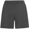 Women's RUN EASY 5 INCH Shorts, black melange, large
