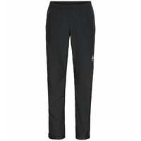 RUREL running pants, black - black, large