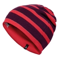 Hat MID GAGE REVERSIBLE Kids War, pickled beet - hibiscus, large