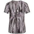 Women's MILLENNIUM ELEMENT PRINT T-Shirt, black - AOP FW18, large