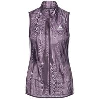Gilet OMNIUS LIGHT, vintage violet - AOP FW18, large