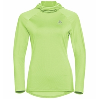 Women's ZEROWEIGHT CERAMIWARM Hoody, tomatillo, large