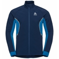 Men's AEOLUS Cross-country Jacket, estate blue - directoire blue, large