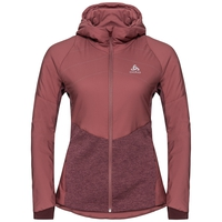 Women's MILLENNIUM S-THERMIC Jacket, roan rouge, large