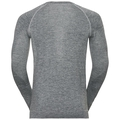 Midlayer IRBIS WARM, odlo silver grey - odlo steel grey, large