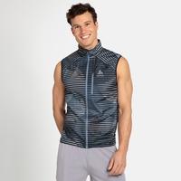 Men's ZEROWEIGHT AOP Vest, china blue - AOP SS20, large