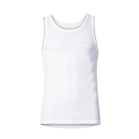 Singlet CUBIC, white - snow white, large