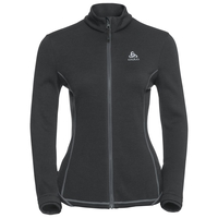 Women's SIERRA Midlayer, odlo graphite grey, large