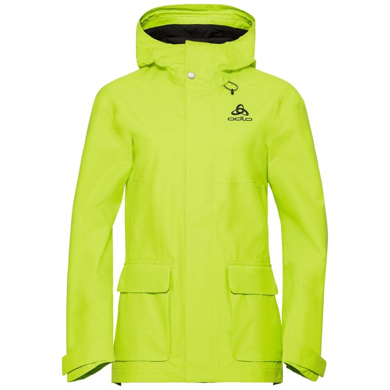 Jacket HOLMENKOLLEN, acid lime, large