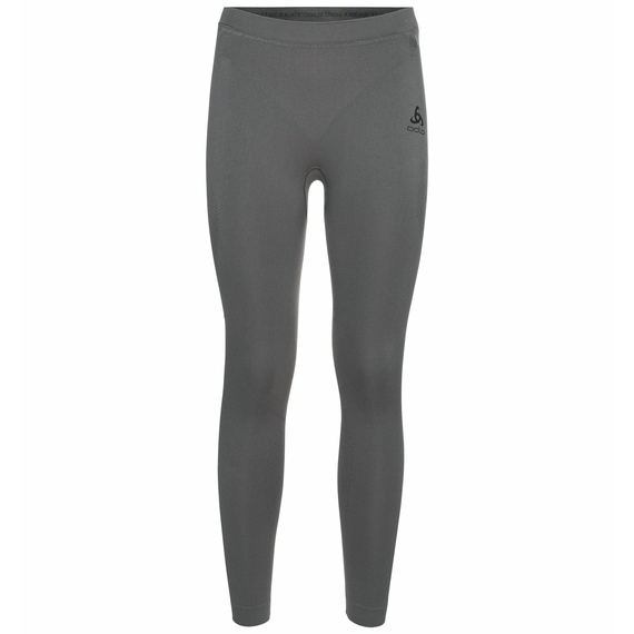Damen WINTER SPECIALS PERFORMANCE EVOLUTION WARM Baselayer-Set, odlo steel grey - odlo graphite grey, large