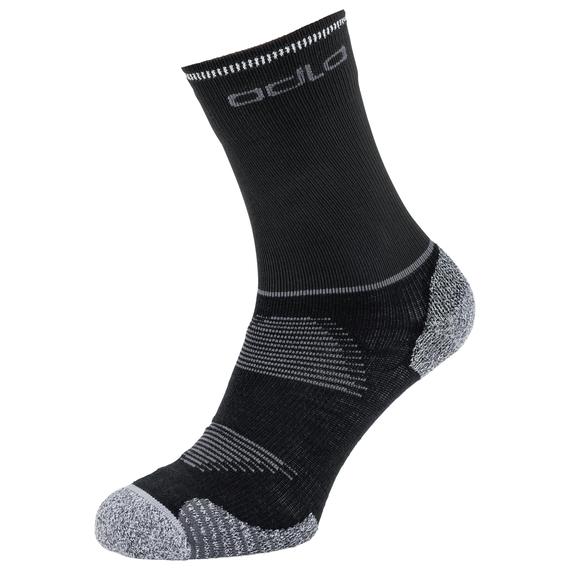 CERAMIWARM Socken, black, large