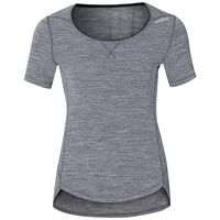 REVOLUTION LIGHT baselayer shirt, grey melange, large