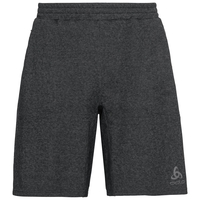 Split shorts MILLENNIUM LINENCOOL PRO, odlo graphite grey melange, large