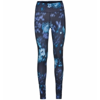 Collant ELEMENT LIGHT AOP pour femme, diving navy - flower AOP SS19, large