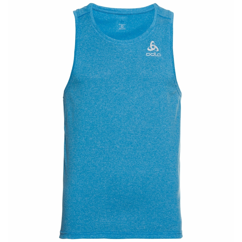 MILLENNIUM ELEMENT-hemd voor heren, blue aster melange, large