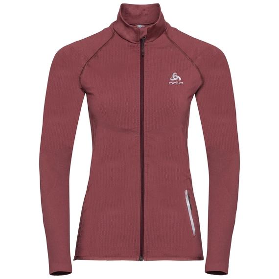 Women's VELOCITY Jacket, roan rouge, large