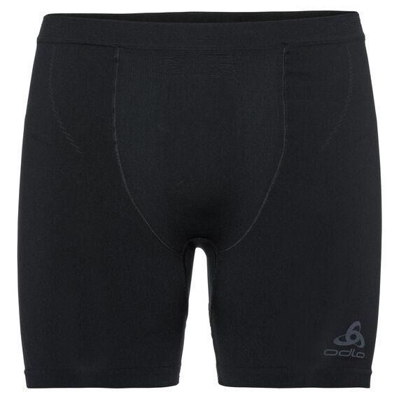 SUW Bottom Short PERFORMANCE LIGHT, black - odlo graphite grey, large